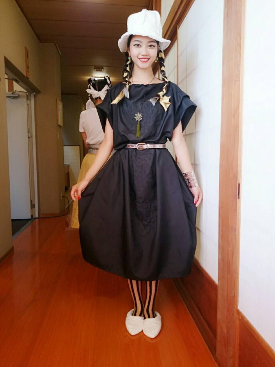 【萌葉】ファッションショーに出演しました